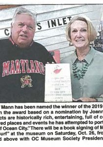 Bunk Mann Newspaper Article Feature